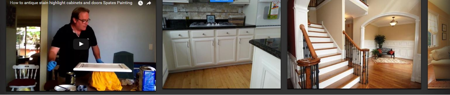 Oceanside Cabinet Finishing