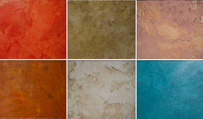Types of Paint Glazes to Use for Faux Finishes Spates Painting