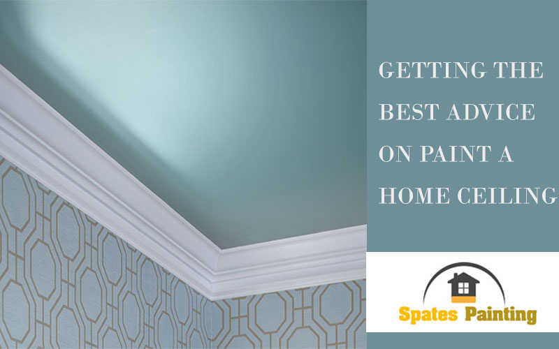 Getting The Best Advice On Paint a Home Ceiling