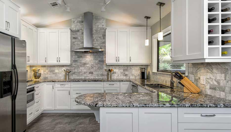 Durabuild Construction kitchen and bath remodel