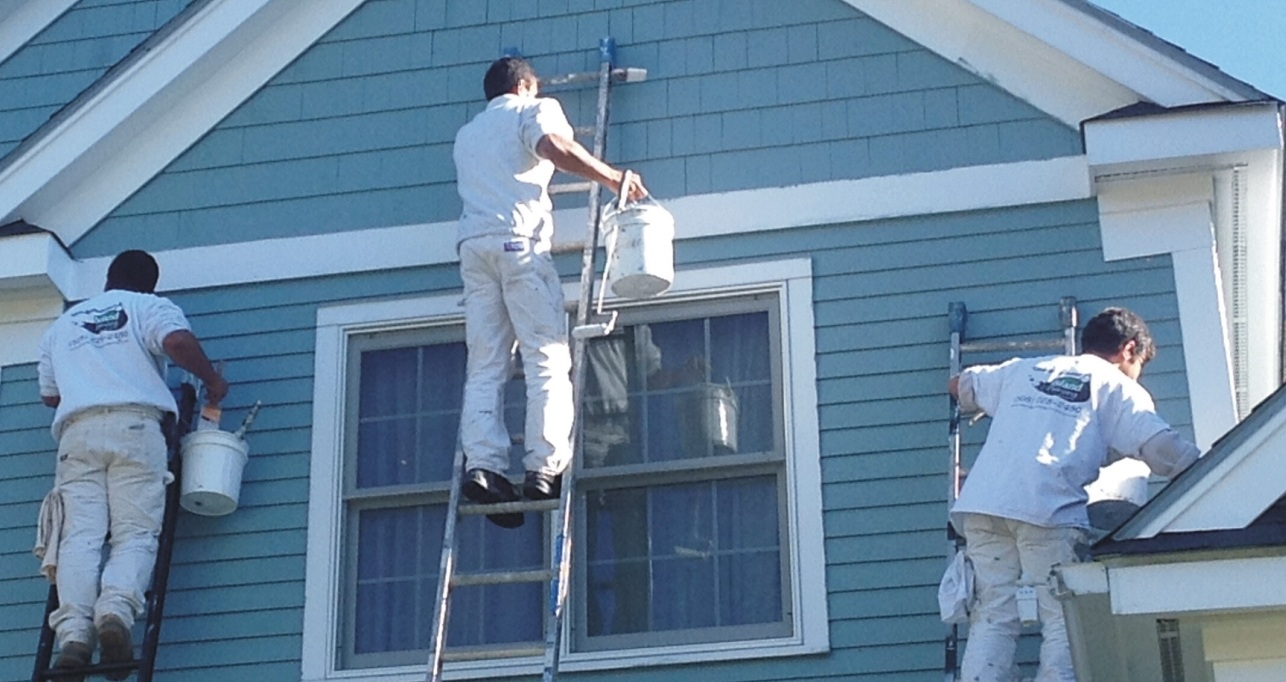 Painters How To Become A House Painter Trusted House