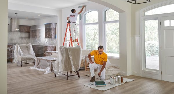 freelance house painters